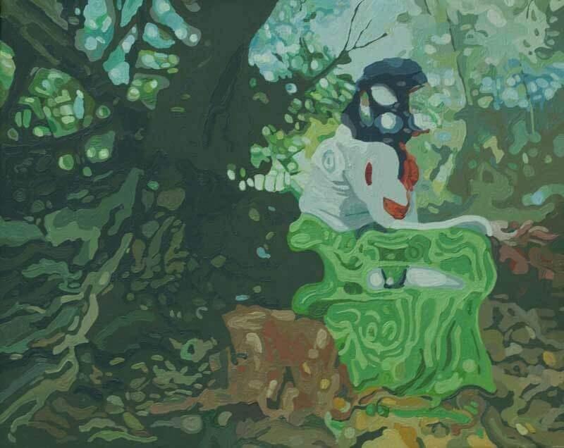 Descanso en la foresta Image