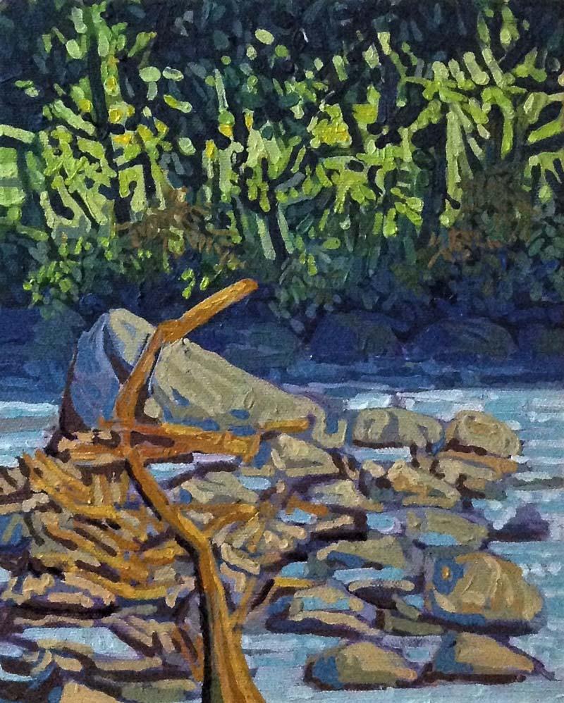 En el Río Piedras Image