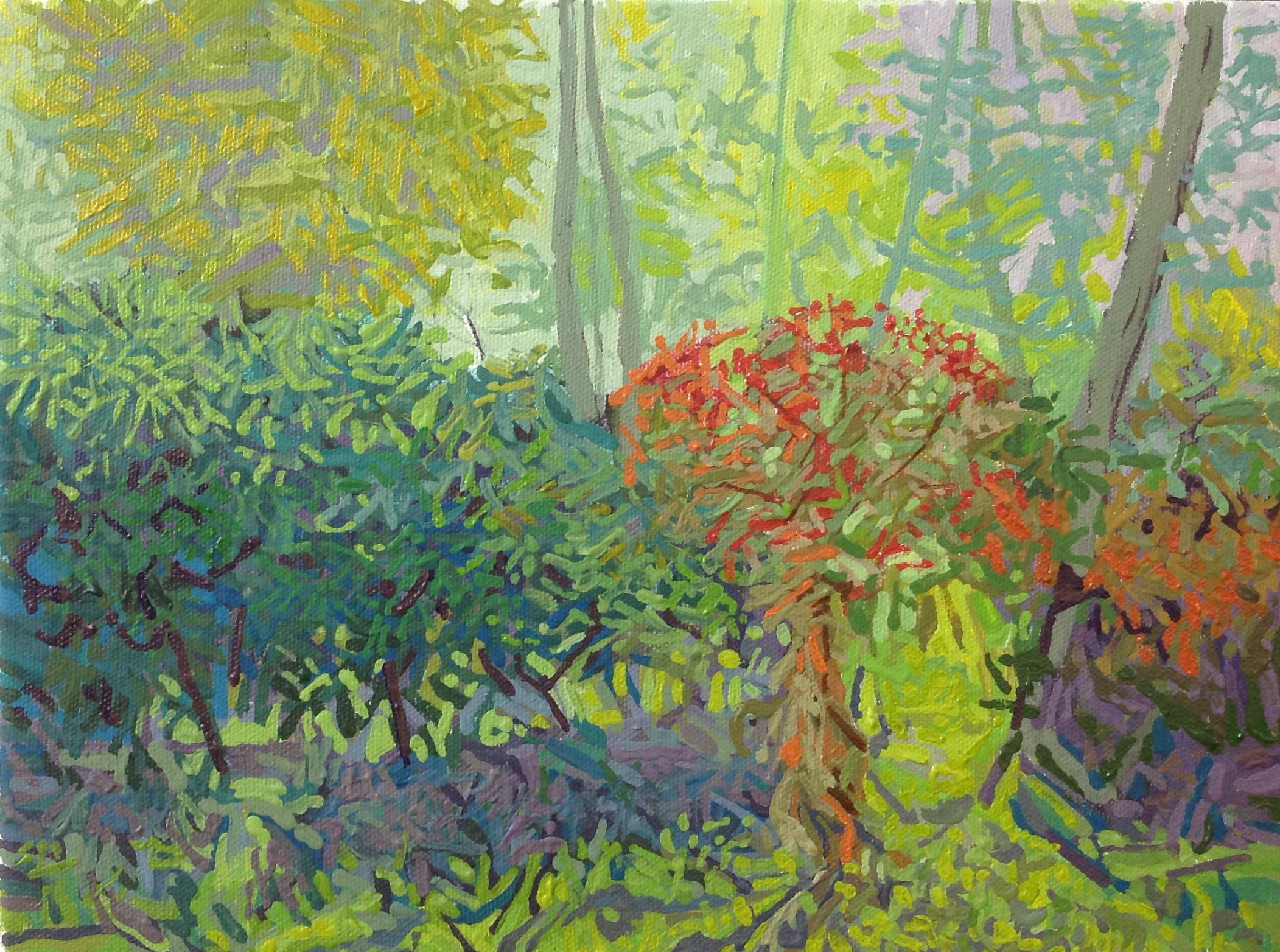 Bosque del artista VI Image