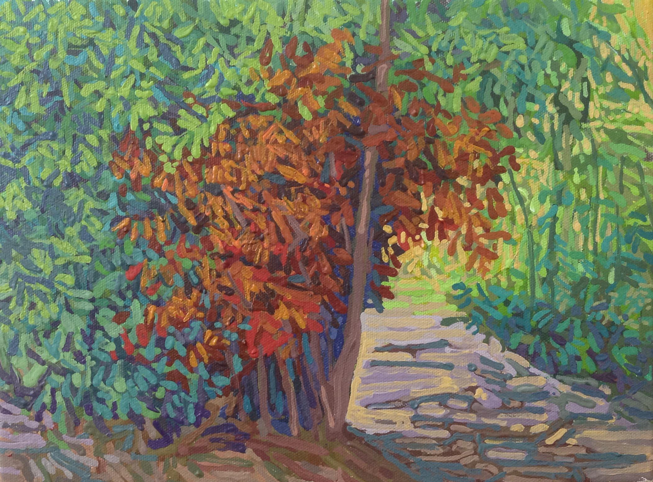 Bosque del artista VII Image