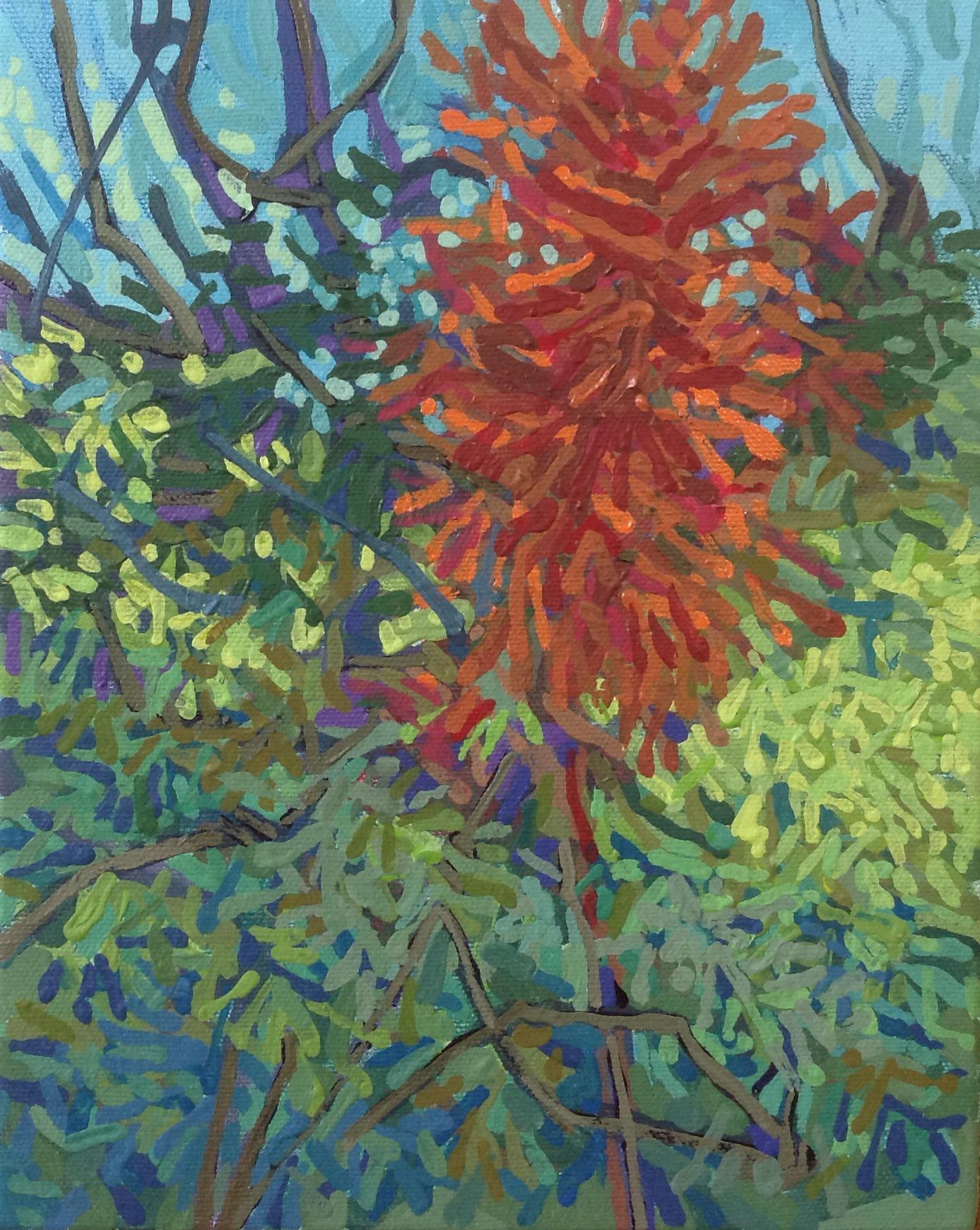 Bosque del artista II Image